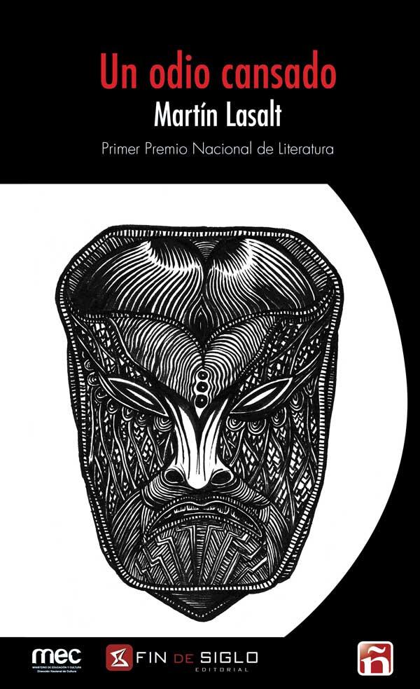 Libro de relatos ganador del Primer Premio en categoría indéditos del Ministerio de Educación y Cultura 2017